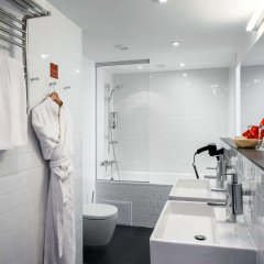 AZIMUT Отель Санкт-Петербург ванная фото 2
