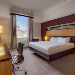 Отель Hilton Edinburgh Grosvenor 4* Номер Делюкс с различными типами кроватей