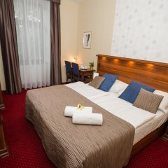 Hotel Hejtmanský Dvůr Сланы комната для гостей