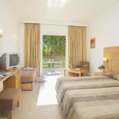 Отель Corcyra Gardens - All inclusive комната для гостей фото 8
