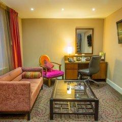 Отель Doubletree by Hilton London Marble Arch 4* Полулюкс-дуплекс с различными типами кроватей фото 2