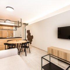 Апартаменты Super-Apartamenty Exclusive комната для гостей фото 5