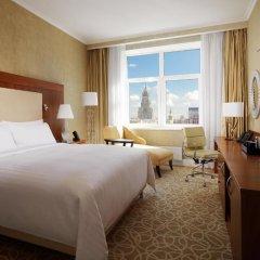 Гостиница Marriott Novy Arbat 5* Номер Делюкс фото 2
