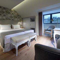 Отель Eurostars Porto Douro Стандартный номер разные типы кроватей фото 3