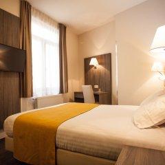 Отель DANSAERT Брюссель комната для гостей фото 8