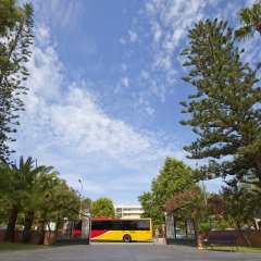 Отель FERGUS Bermudas парковка
