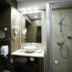 Отель Bástya Wellness Hotel Венгрия, Силвашварад - 2 отзыва об отеле, цены и фото номеров - забронировать отель Bástya Wellness Hotel онлайн ванная