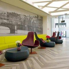 Отель Mercure Firenze Centro интерьер отеля