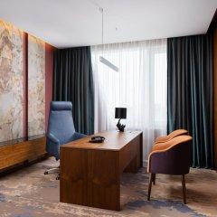 Гостиница Фор Поинтс бай Шератон Краснодар удобства в номере