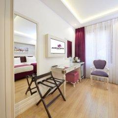 Отель Albinas Old City Стандартный семейный номер разные типы кроватей фото 7