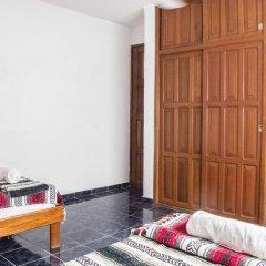 Отель Hostel Paradise Bed&Breakfast Мексика, Канкун - отзывы, цены и фото номеров - забронировать отель Hostel Paradise Bed&Breakfast онлайн комната для гостей фото 3