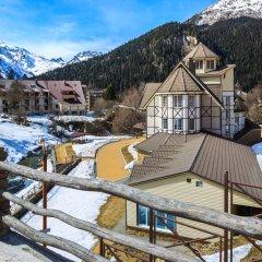 Гостиница Гранд Кавказ вид на фасад фото 3