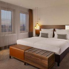 Отель Reichshof Hamburg, Curio Collection by Hilton 4* Люкс с различными типами кроватей