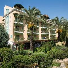 Crystal Paraiso Verde Resort & Spa Турция, Богазкент - 2 отзыва об отеле, цены и фото номеров - забронировать отель Crystal Paraiso Verde Resort & Spa - All Inclusive онлайн приотельная территория фото 2