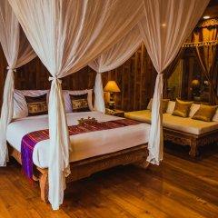 Отель Santhiya Koh Yao Yai Resort & Spa 5* Улучшенный номер с различными типами кроватей фото 2