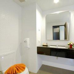 Отель Kata Sea Breeze Resort 3* Улучшенный номер с различными типами кроватей фото 3