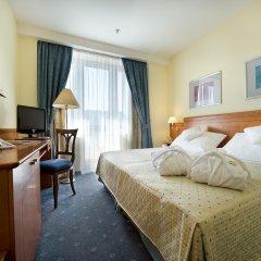 Отель Ramada by Wyndham Prague City Centre 4* Номер Бизнес с различными типами кроватей