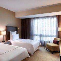Отель Swissotel Living Al Ghurair Dubai Стандартный номер с 2 отдельными кроватями