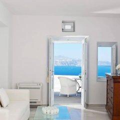 Canaves Oia Hotel 5* Улучшенный люкс с различными типами кроватей фото 2