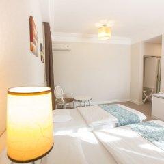 Отель Amber 4* Стандартный номер с различными типами кроватей фото 3