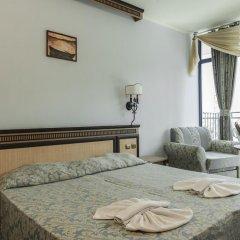 Отель Chaika Beach Resort Болгария, Солнечный берег - 1 отзыв об отеле, цены и фото номеров - забронировать отель Chaika Beach Resort онлайн комната для гостей фото 3