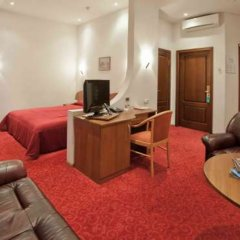Гостиница Оснабрюк комната для гостей фото 6