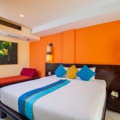 Отель PGS Casa Del Sol 4* Стандартный номер с различными типами кроватей фото 2