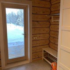 База Отдыха Forrest Lodge Karelia Улучшенный шале с разными типами кроватей фото 34