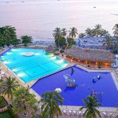 Отель GHL Hotel Sunrise Колумбия, Сан-Андрес - отзывы, цены и фото номеров - забронировать отель GHL Hotel Sunrise онлайн бассейн