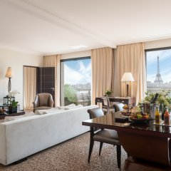 L'Hotel du Collectionneur Arc de Triomphe 5* Президентский номер разные типы кроватей