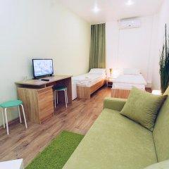 Мини-Отель Пешков комната для гостей фото 9