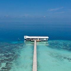 Отель Conrad Maldives Rangali Island Мальдивы, Хувахенду - 8 отзывов об отеле, цены и фото номеров - забронировать отель Conrad Maldives Rangali Island онлайн приотельная территория фото 3