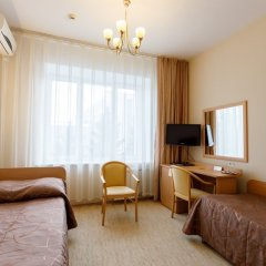 Гостиница Атал 4* Стандартный номер с различными типами кроватей фото 3