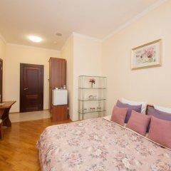 Гостиница ПолиАрт Номер Комфорт с двуспальной кроватью фото 3