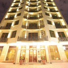 Отель Happy Inn вид на фасад фото 2