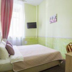 Мини-Отель Искра Стандартный номер разные типы кроватей фото 10
