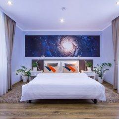 Luna Hotel Krasnodar Стандартный номер с разными типами кроватей