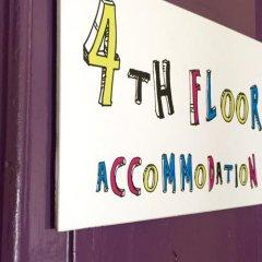 Отель 4th Floor Accommodation Гданьск вид на фасад фото 2