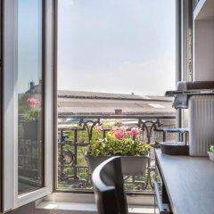 Отель Libertel Austerlitz Jardin des Plantes 3* Номер Club с различными типами кроватей фото 3