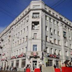 Хостел ARTIST на Бауманской вид на фасад