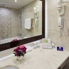 Гостиница Crowne Plaza Moscow World Trade Centre 5* Номер Бизнес с различными типами кроватей фото 5