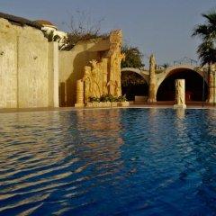 Отель Africa Jade Thalasso бассейн фото 3