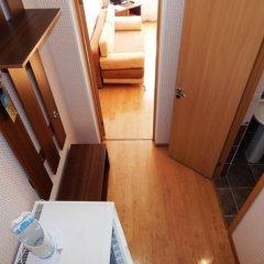 Гостиница Капитан Морей 2* Стандартный семейный номер с двуспальной кроватью фото 8
