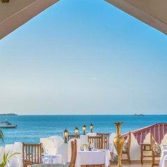 The Seyyida Hotel and Spa пляж
