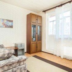 Гостиница Domumetro Vykhino в Москве отзывы, цены и фото номеров - забронировать гостиницу Domumetro Vykhino онлайн Москва комната для гостей фото 2
