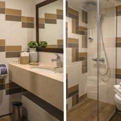 Отель The Stay Hotel Болгария, Пловдив - 2 отзыва об отеле, цены и фото номеров - забронировать отель The Stay Hotel онлайн ванная фото 2
