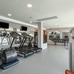 Отель STANLEY Афины фитнесс-зал