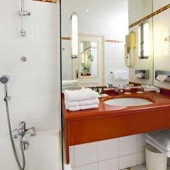 Отель Etats-Unis Opera Париж ванная