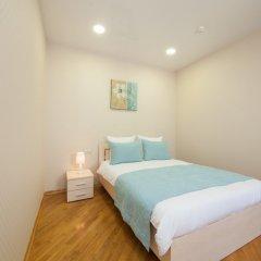 Гостиница ПолиАрт Стандартный номер с двуспальной кроватью фото 16