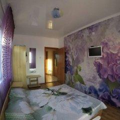 Гостевой Дом Голубая бухта Полулюкс с различными типами кроватей фото 10